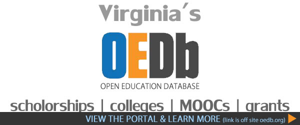Open Education Database for Virginia